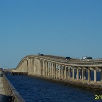 Copano Bay State Fishing Pier and Causeway, Одем