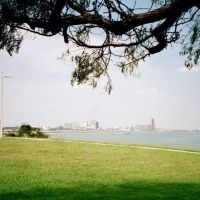 Cole Park, Corpus Christi,Texas, Одем