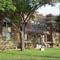 Brooks County Courthouse, Falfurrias, Texas, Одем