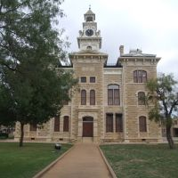 Albany, TX Courthouse, Олбани