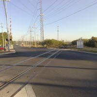 Corriendo en San Antonio, Олмос-Парк