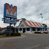 Whataburger, Олмос-Парк