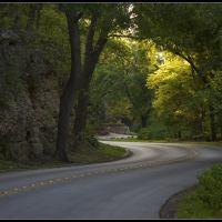 Contour Drive, Олмос-Парк