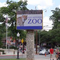 San Antonio Zoo 2012, Олмос-Парк