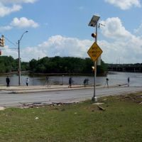 San Antonio May 2013 Flood, Олмос-Парк
