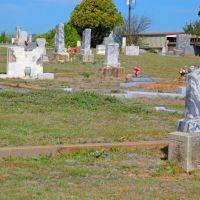 Pioneer Cemetery, Олни