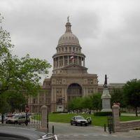 Texas State Capitol Building, Austin, Остин