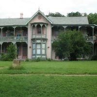 Cruchon-Cabaniss-Spiller House, Остин