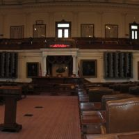 Austin- Capitol Assembly Chamber, Остин