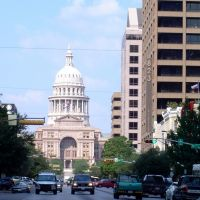 State Capital Building AUSTIN. TEXAS, Остин