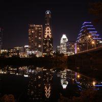Skyline reflection, Остин