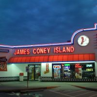 James Coney Island, Пасадена