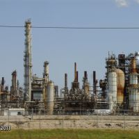 Oil refinery Pasadena Texas, Пасадена