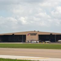Southwest Airlines Hangar at Houston-Hobby, Пасадена