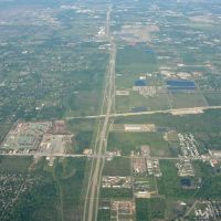 Sam Houston Tollway, Пирленд