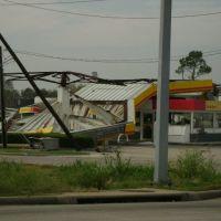 Shell after Hurricane Ike, Пирленд