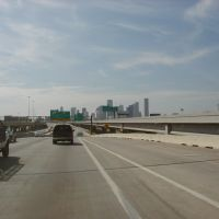 Down town from Gulf freeway, Пирленд
