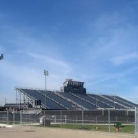 A High School Football Stadium in Pearland, Texas, Пирленд