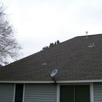 30 Year GAF Fiberglass Shingle Windstorm Replacement in Friendswood Texas, Пирленд