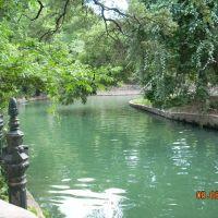 Witte Museum: San Antonio River - 8 JUN 2008, Пирсалл