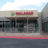 Malabar Indian Restaurant, San Antonio, Пирсалл