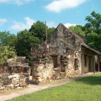 Mission San Juan Capistrano, San Antonio, Пирсалл