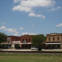 Dhanis, Buck Horn Saloon, Пирсалл