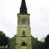 French Alsatian Church in ... South Texas, Пирсалл
