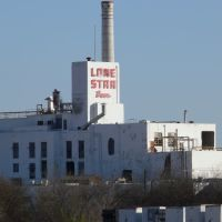 Lone Star brewery, San Antonio, Texas, Пирсалл