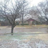 Snowy Solstice, Ричардсон