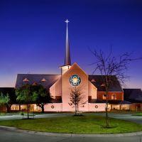 Richardson First United Methodist Church, Ричардсон