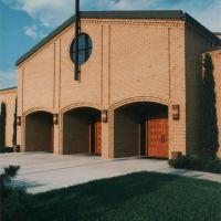 St. Paul the Apostle Catholic Church in Richardson - Texas, Ричардсон