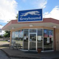 Greyhound Station Richardson Texas, Ричардсон