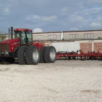 Big Case Tractor STX 450 - 2009-11-23, Робстаун