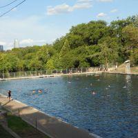 Nice day for a swim, Роллингвуд