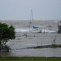 Hurricane Ike 08, Сагинау