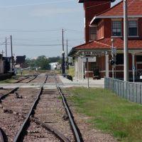 San Angelo Depot, Сан-Анжело