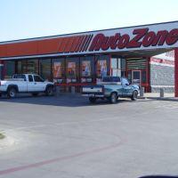 Auto  Zone, Сан-Анжело