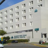 Shannon Hospital, Сан-Анжело
