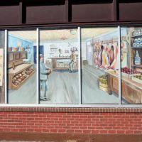 Butcher Mural, Сан-Анжело