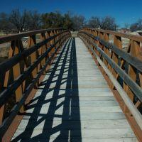 Bridge over the Concho River, Сан-Анжело