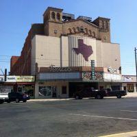 Texas theater, Сан-Анжело