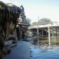 The Riverwalk Museum Reach from The Grotto - 10 OCT 2009, Сан-Антонио