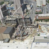 CONSTRUCTION OF NEW HOTEL, Сан-Антонио