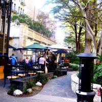 Restaurantito en River Walk, Сан-Антонио