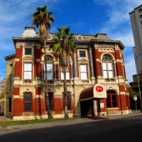 Bonham Exchange club, San Antonio, TX - November 5, 2011, Сан-Антонио