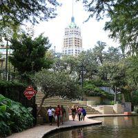 Riverwalk. San Antonio. Texas., Сан-Антонио