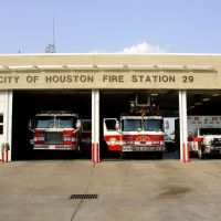 Fire Station 29 Houston Texas EEUU, Саут-Хьюстон