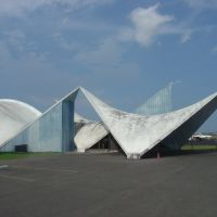 Corpus Christi Airport Structure, Тафт