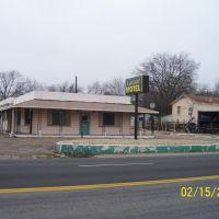 Lamar Motel, Темпл